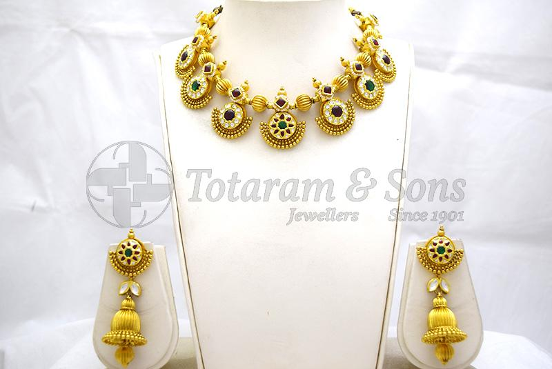 Our Collection | Totaram & Sons Jewellers